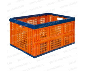 Складной ящик 600х400х310 из пластика