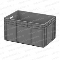 Складской ящик 400х300х290 мм., с гладким дном