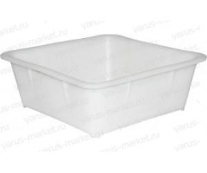 Пластиковый ящик, 430х430х160, для фарша