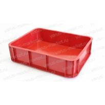 Пластиковый ящик, 430х330х110 мм., для пирожных