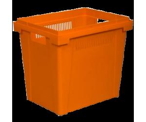 Пластиковый ящик 400х300х350 для цветов