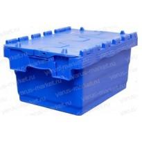 Пластиковый ящик, 400x300x200 мм., для замороженных продуктов