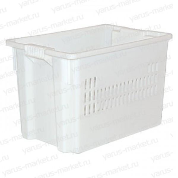 Комбинированный пластиковый ящик