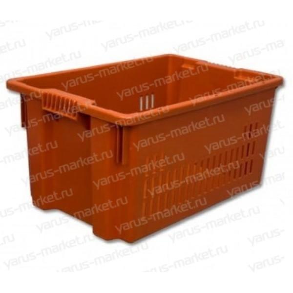 Пластиковые ящики серии 600