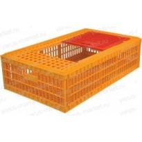 Пластиковый ящик, 970х570х270 мм., для перевозки живой птицы