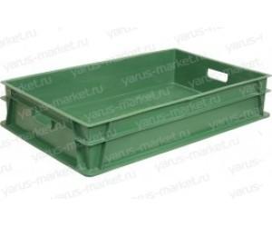 Пластиковый ящик 740х460х145 для выпечки
