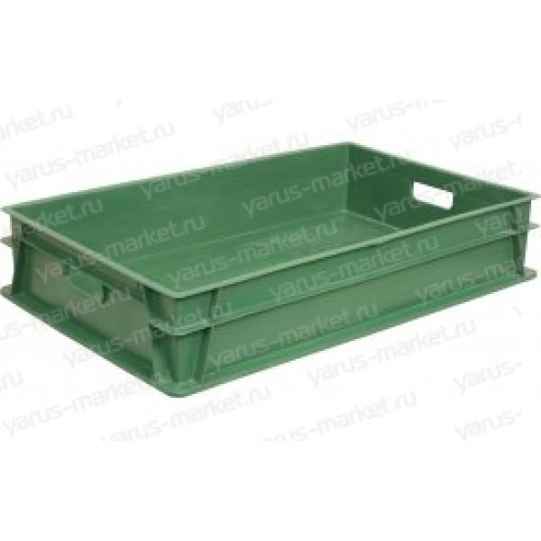 Пластиковый ящик для выпечки