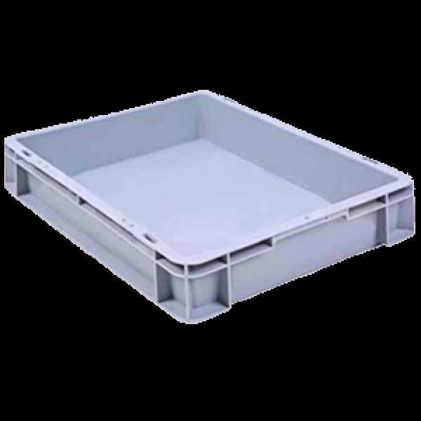 Низкий сплошной ящик для хранения