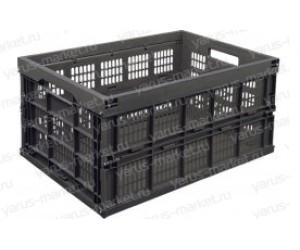 Пластиковый ящик, 535х350х280 мм., для плодоовощной продукции