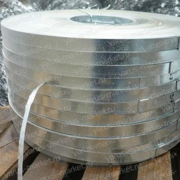Стреппинг лента металлическая