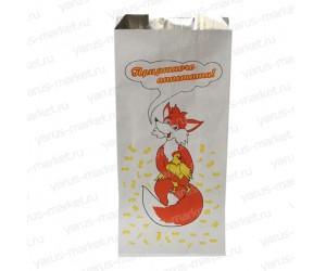 V-пакет для курицы гриль, фольгированный
