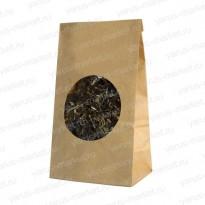 Бумажный крафт пакет BAG RW с окном