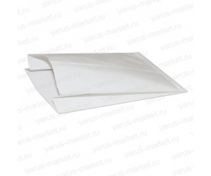V-пакет для выпечки, белый, желтый, 28.5×14.5×9мм
