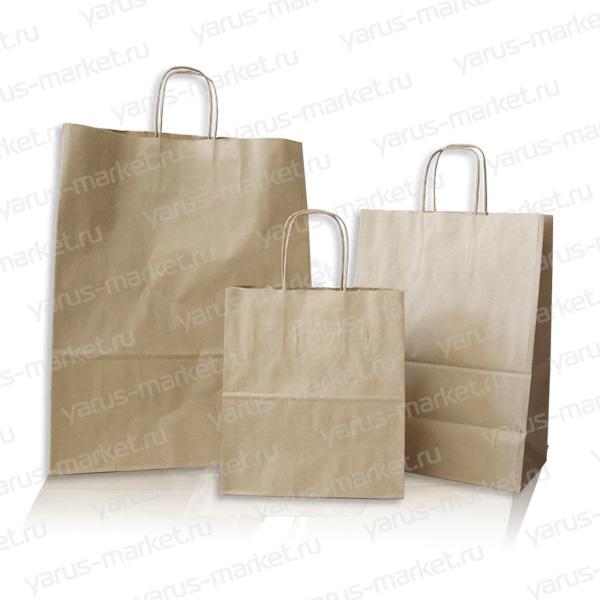 Крафт пакеты бумажные