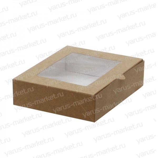Картонная коробка для кондитерских изделий