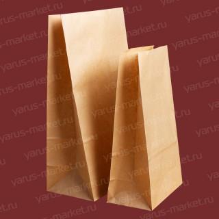 Крафт-пакеты бумажные без ручек