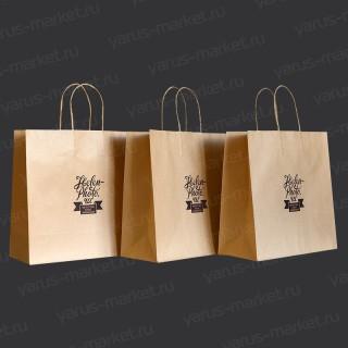 Бумажные крафт - пакеты