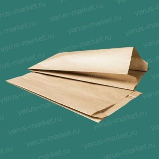 Крафт-пакеты бумажные с V-образным дном