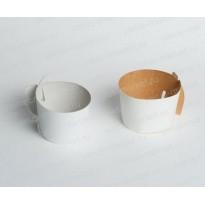 Манжеты для стаканов из гофрированного картона