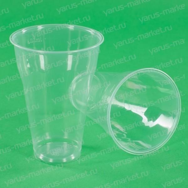 Пластиковык стаканы