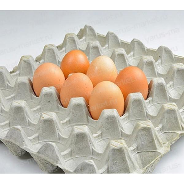 Упаковка бугорчатая для куриных яиц