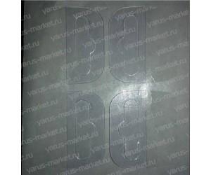 Самоклеящиеся вешалки, еврослоты 44×37мм (в листах)