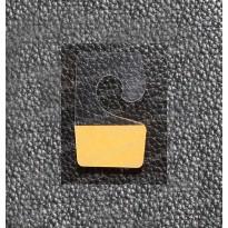 Самоклеющиеся вешалки, еврослоты крючок 35*22 мм