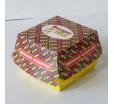 Коробка для бургера, 120×110×70мм