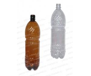 Бутылка из ПЭТ, 1.5 л