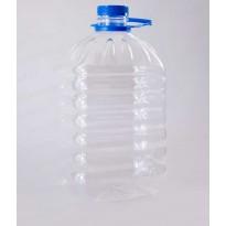 Бутылка из ПЭТ, 4, 4.5 л.