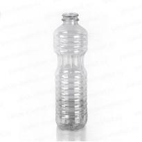 Бутылка под растительное масло 1 и 2 литра, ПЭТ