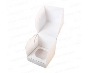 Коробочка картонная для капкейков
