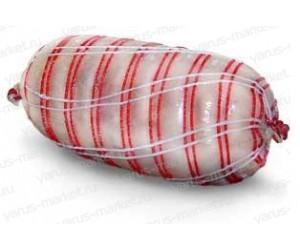 Эластичная сетка для колбасы «дважды два»