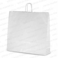 Крафт-пакет бумажный, с крученой ручкой, 35×40×15см., для хлебобулочных изделий