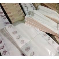 Бумажные пакеты под хлеб с окном