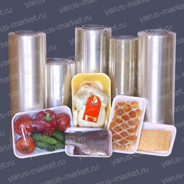 Термоусадочная пленка из поф для упаковки овощей