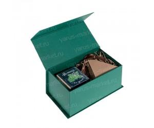 Кашированная коробка для чайного набора