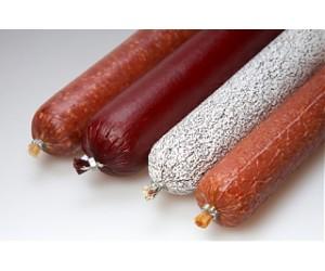 Фиброузная колбасная оболочка VISKOTEEPAK BRILLIANT
