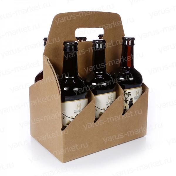 Коробка для напитков