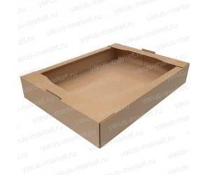 "Лоток для упаковки печенья, конфет, шоколада, 380х280х120 мм., ""Телевизор"""