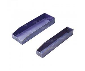 Картонная коробочка для тубусов с микросхемами