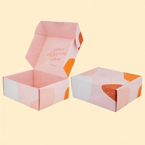 Изготовление картонной тары