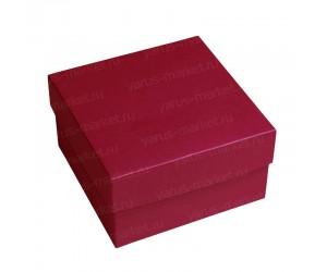"""Подарочная картонная коробка """"крышка-дно"""""""