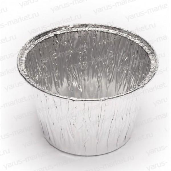 Одноразовая форма из фольги для выпечки, 85 мм