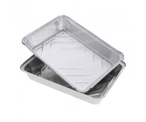 Одноразовая посуда из фольги (Касалетка), 2130 мл
