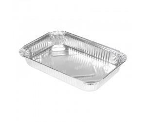 Одноразовая посуда из фольги (Касалетка), 2625 мл.