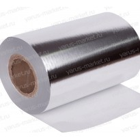 Алюминиевая фольга с термолаком и праймером