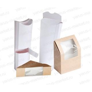 Упаковка для фаст – фуда