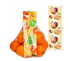 Лента ламинированная для упаковки фруктов и овощей