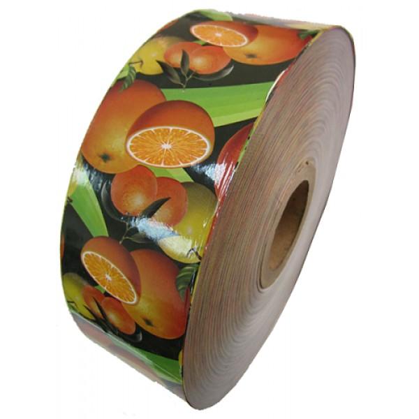 Лента ламинированная для овощей и фруктов